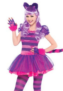 Cheshire Cat Costumes  sc 1 st  Alice In Wonderland Quotes & Character Costumes Books Apparel | Alice In Wonderland Quotes